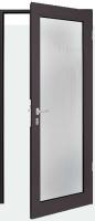 Алюминиевые внутренние двери AZ-40