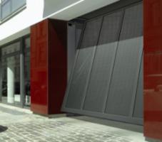 Ворота для коллективных гаражей ET 500 и ST 500