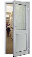Многоцелевые алюминиевые двери MZA