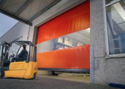 Скоростные промышленные ворота