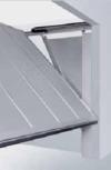 полотно зашитое алюминиевым листом